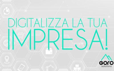 Digitalizza la tua impresa, approfitta del Bando Voucher SPRINT 2021